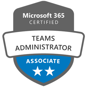 CERT-Associate-Microsoft365-Teams-Administrator